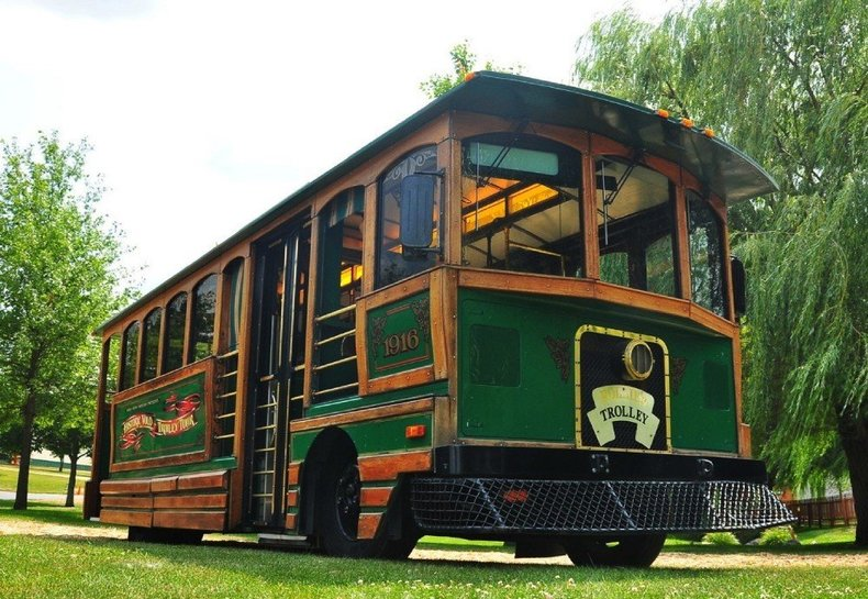 1989 Chance Trolley Image 29