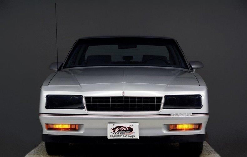 1986 Chevrolet Monte Carlo Image 5