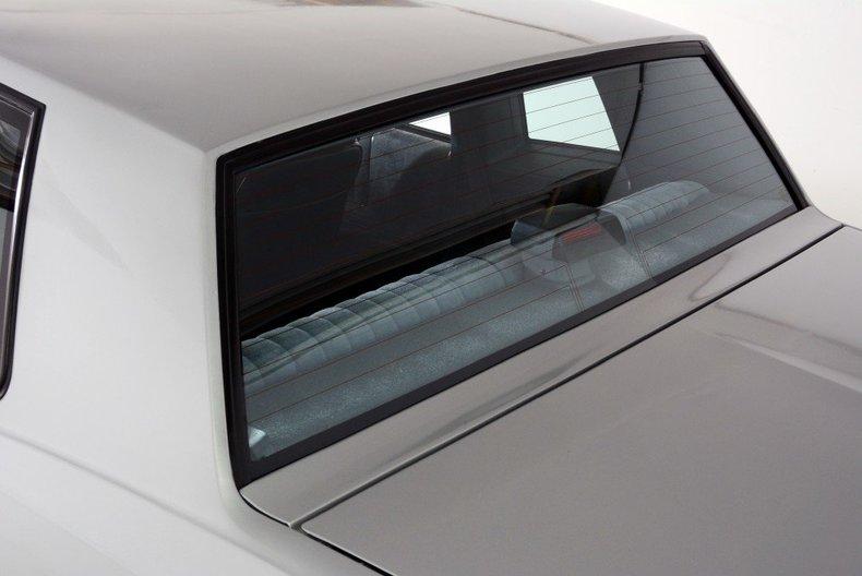 1986 Chevrolet Monte Carlo Image 17