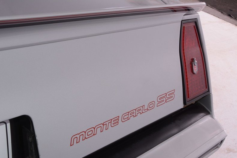 1986 Chevrolet Monte Carlo Image 41