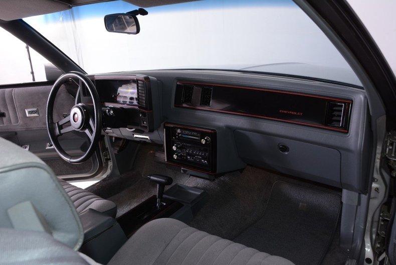 1986 Chevrolet Monte Carlo Image 49