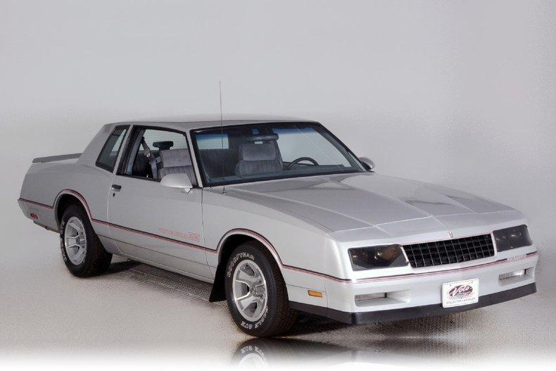 1986 Chevrolet Monte Carlo Image 54