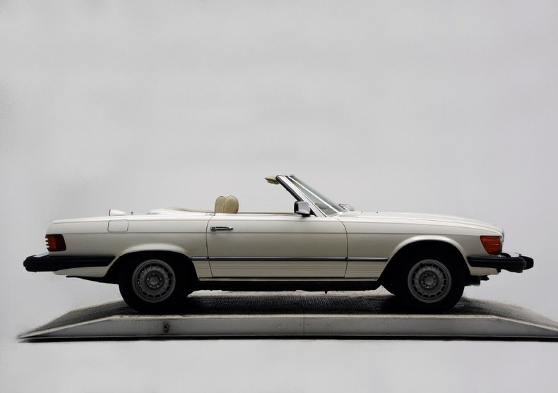 1978 1978 Mercedes-Benz 450 Sl For Sale