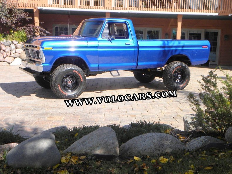 1977 Ford F250 Image 1