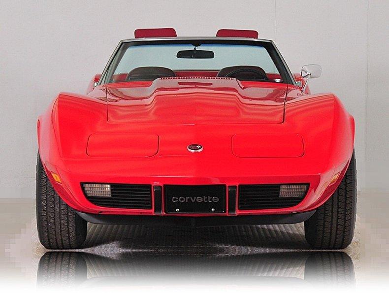 1975 Chevrolet Corvette Image 5