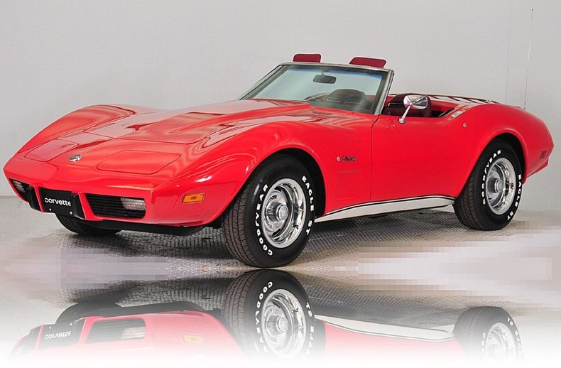 1975 Chevrolet Corvette Image 12