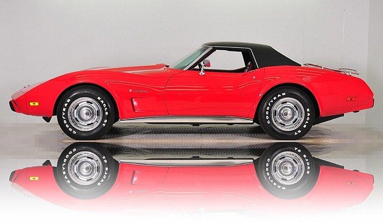 1975 Chevrolet Corvette Image 20