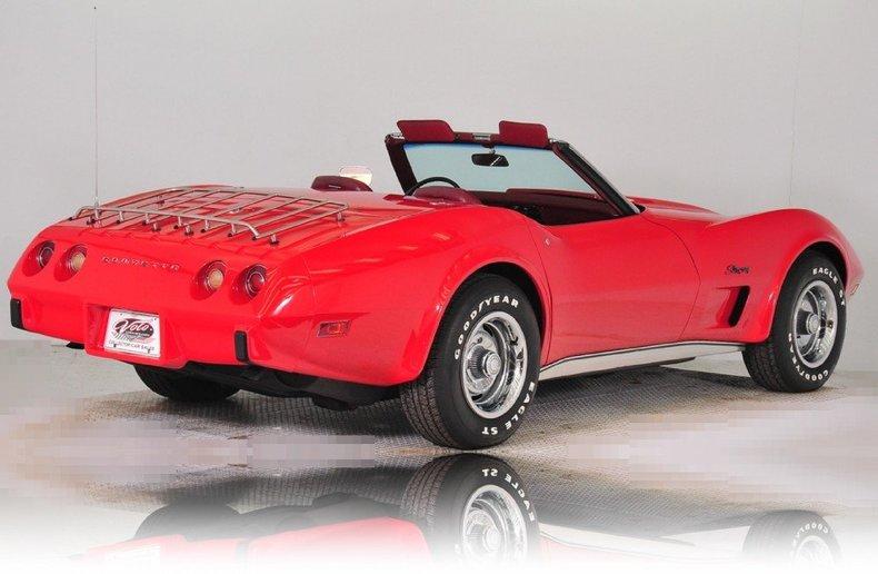 1975 Chevrolet Corvette Image 19