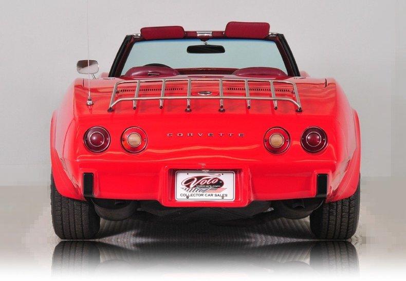 1975 Chevrolet Corvette Image 49