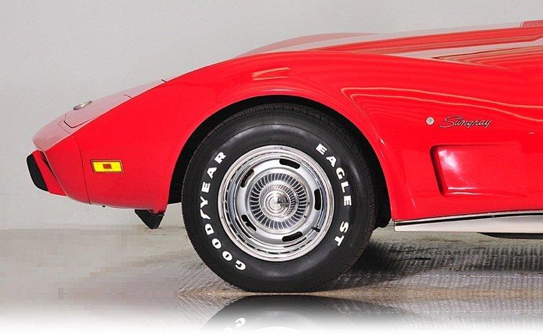 1975 Chevrolet Corvette Image 74
