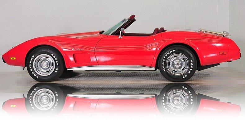 1975 Chevrolet Corvette Image 77
