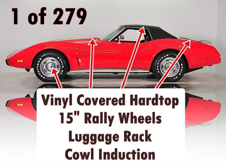 1975 Chevrolet Corvette Image 85