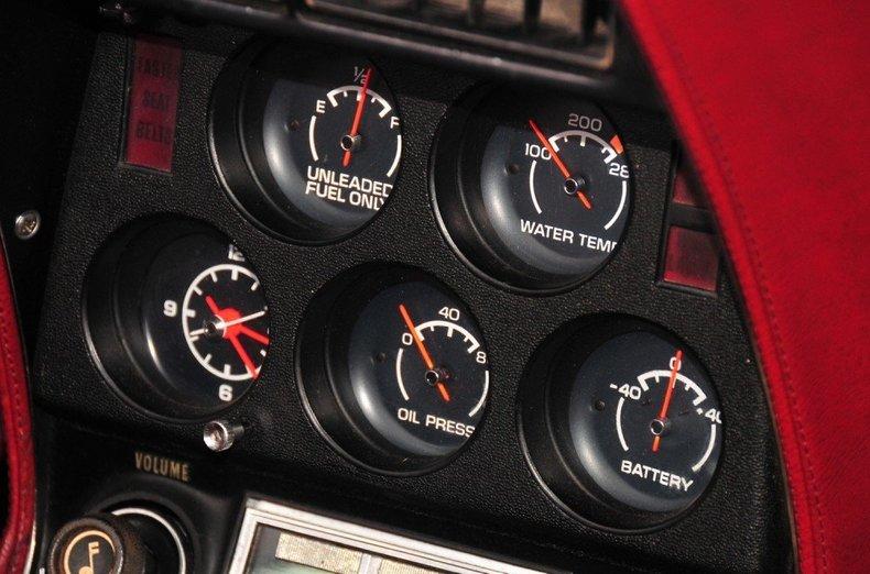 1975 Chevrolet Corvette Image 100