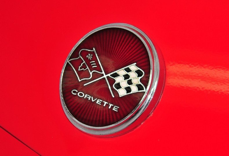 1975 Chevrolet Corvette Image 68