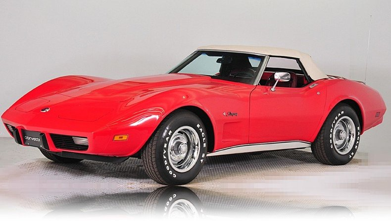 1975 Chevrolet Corvette Image 70