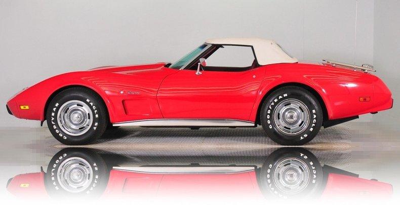 1975 Chevrolet Corvette Image 72