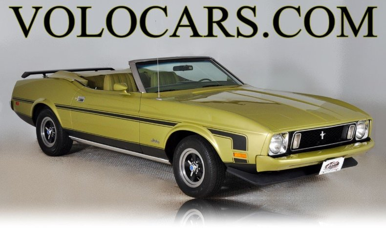 1973 Ford Mustang Image 1