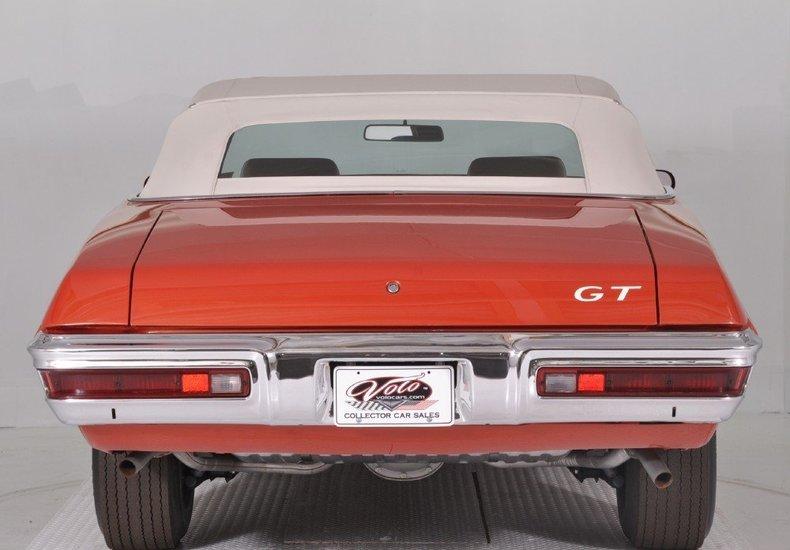 1972 Pontiac GTO Image 6