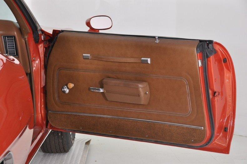 1972 Pontiac GTO Image 8