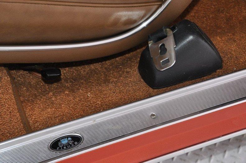 1972 Pontiac GTO Image 9