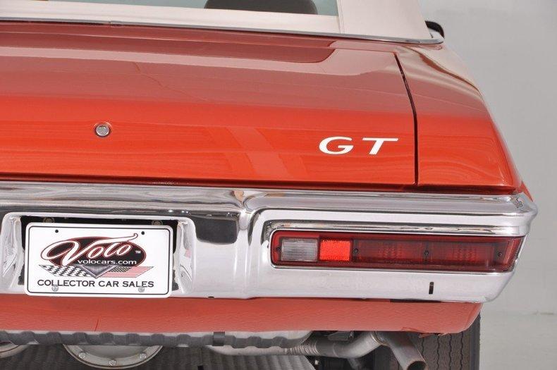 1972 Pontiac GTO Image 10