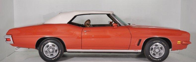 1972 Pontiac GTO Image 11
