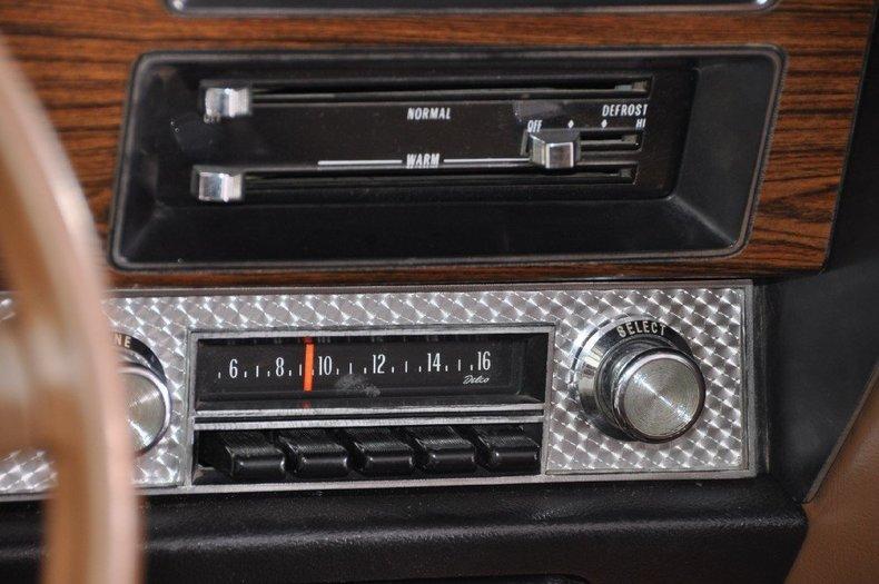 1972 Pontiac GTO Image 12