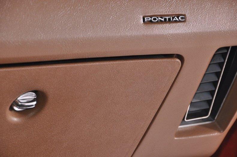 1972 Pontiac GTO Image 13