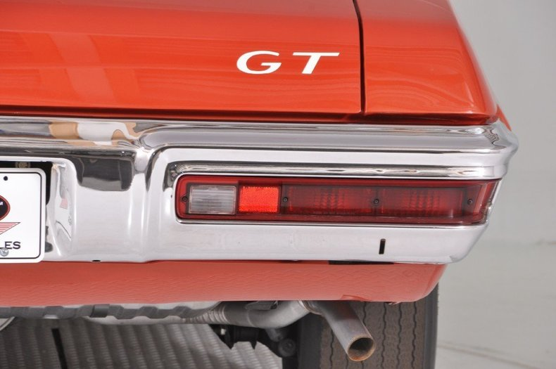 1972 Pontiac GTO Image 16