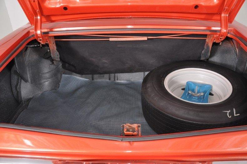 1972 Pontiac GTO Image 20