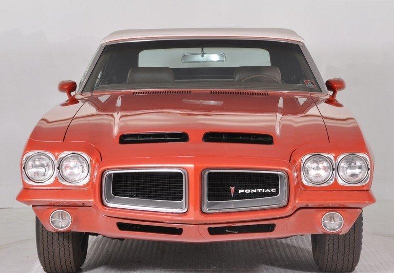 1972 Pontiac GTO Image 21