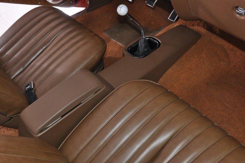 1972 Pontiac GTO Image 24