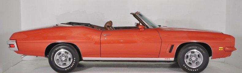 1972 Pontiac GTO Image 25