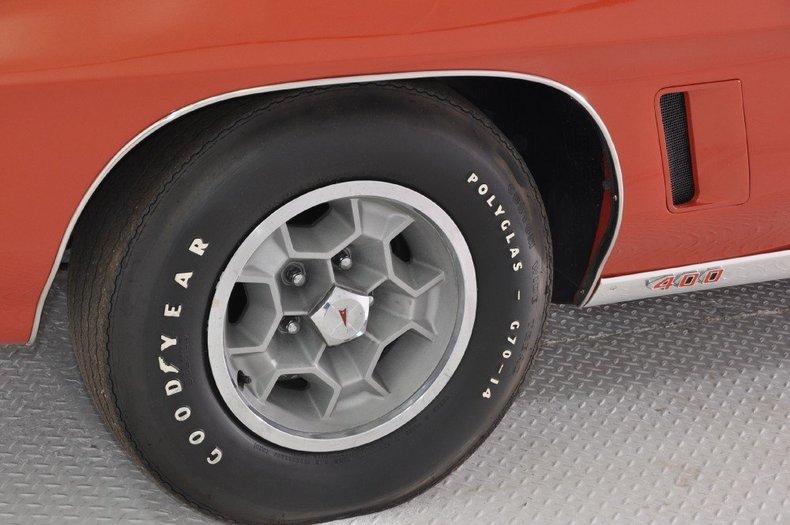 1972 Pontiac GTO Image 29
