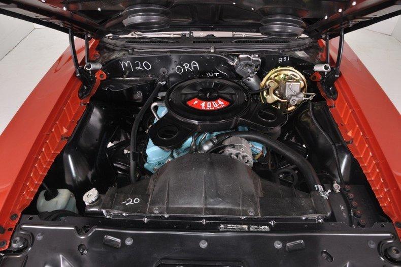 1972 Pontiac GTO Image 38