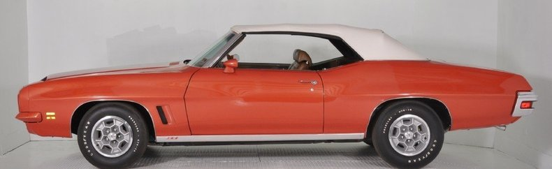 1972 Pontiac GTO Image 46