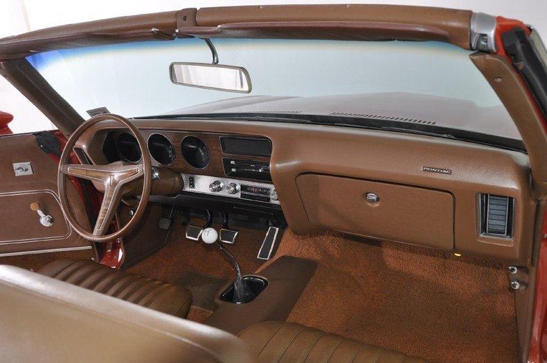 1972 Pontiac GTO Image 51