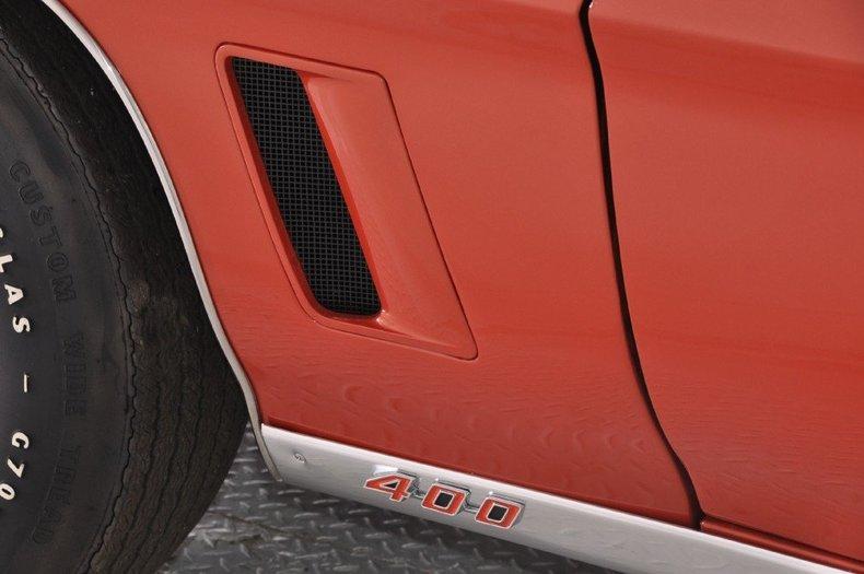 1972 Pontiac GTO Image 58