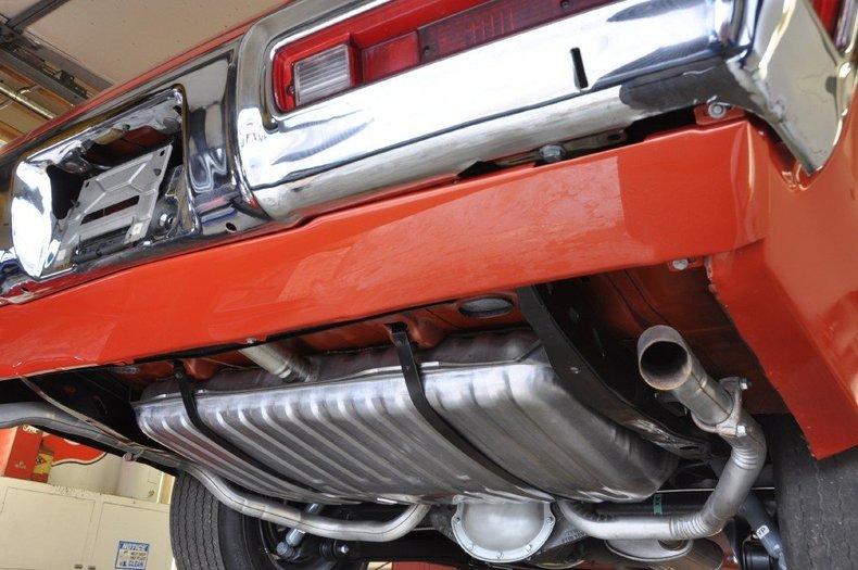 1972 Pontiac GTO Image 4