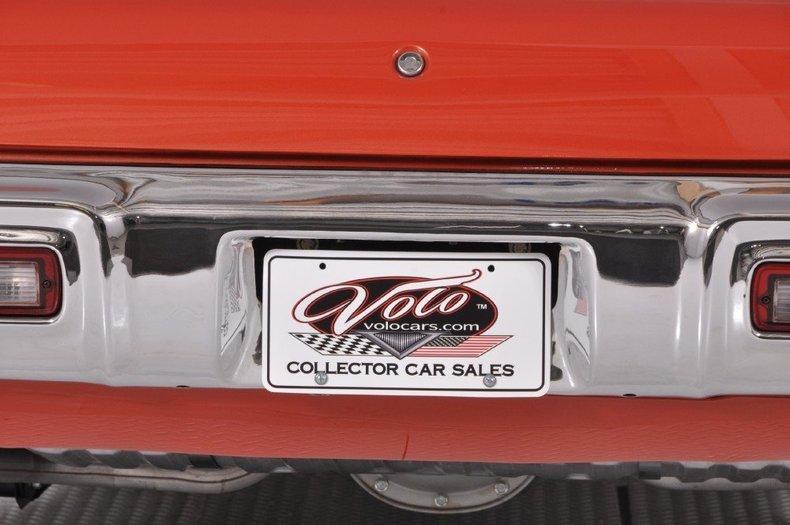 1972 Pontiac GTO Image 66