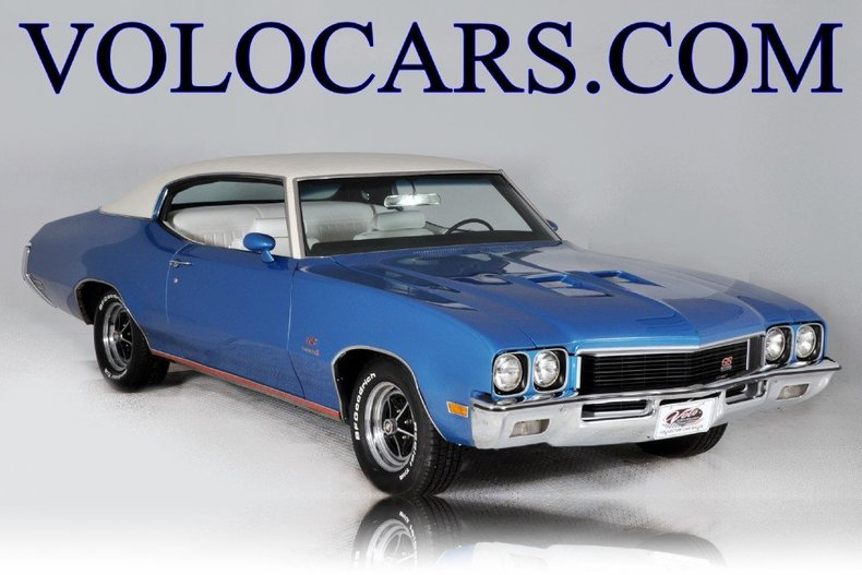 1972 1972 Buick Gs 455 For Sale