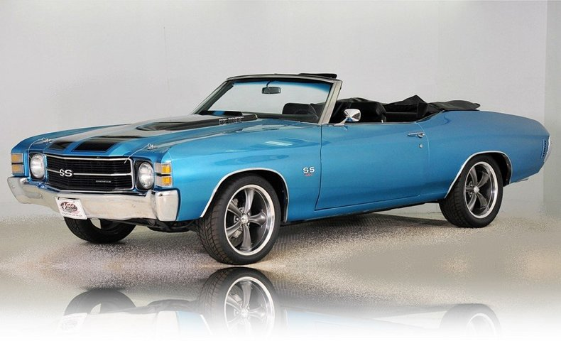 1971 Chevrolet Chevelle Image 17