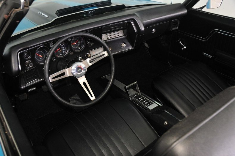 1971 Chevrolet Chevelle Image 75