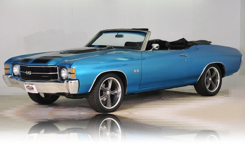 1971 Chevrolet Chevelle Image 62