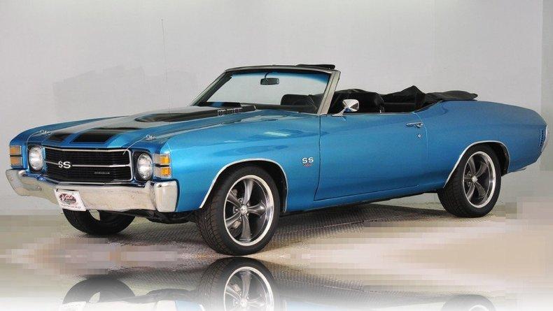 1971 Chevrolet Chevelle Image 64