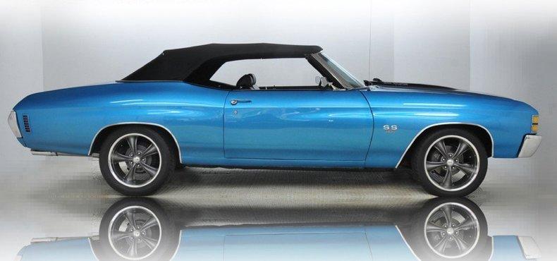 1971 Chevrolet Chevelle Image 88