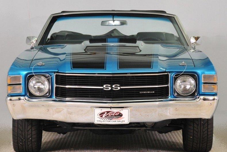 1971 Chevrolet Chevelle Image 94