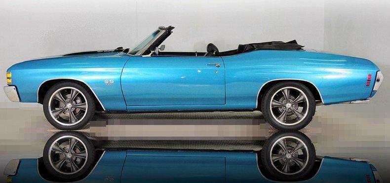 1971 Chevrolet Chevelle Image 83