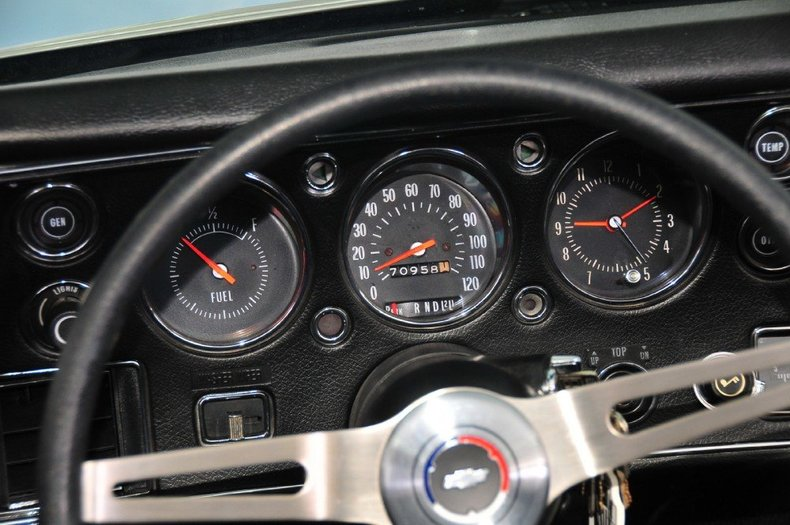 1971 Chevrolet Chevelle Image 85
