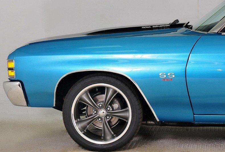1971 Chevrolet Chevelle Image 111